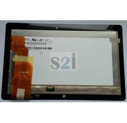 "VITRE TACTILE + ECRAN LCD ASUS 10""1 TF600T - 5234N FPC-2 - Gar.3 mois"