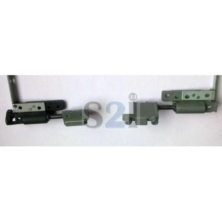 CHARNIERES HP PAVILION DV9000 DV9200 - DROITE & GAUCHE - 3JAT9HATP05 - 432963-001