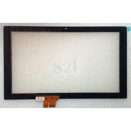 "VITRE TACTILE + CADRE RECONDITIONNEE ASUS VivoBook S200 S200E X202 X200 X200ma - 5333P FPC-1 - 11.6"""