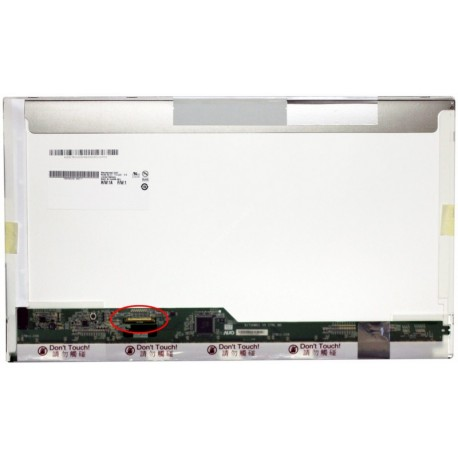 "DALLE NEUVE LED 17""3 1920x1080 FHD - 40PIN - N173HGE-L11 - Brillante - Glossy"