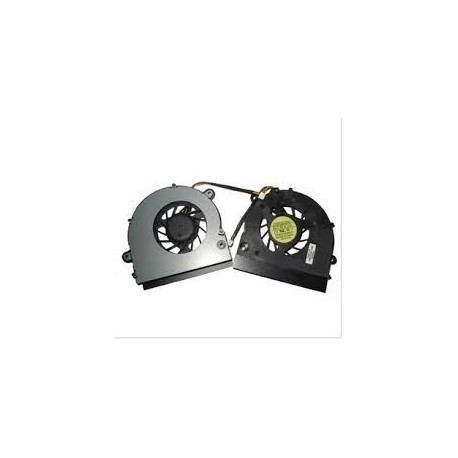 VENTILATEUR NEUF TOSHIBA Satellite L550 series - GB0507PGV1-A - K000079880 - DC280004TS0 - Gar 1 an