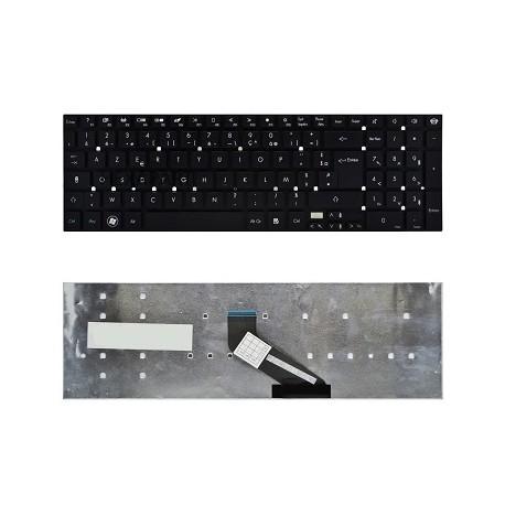 CLAVIER AZERTY NEUF PACKARD BELL EASYNOTE TSX62HR - KB.I170G.300 - Gar.1 an
