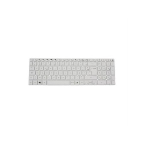 CLAVIER AZERTY NEUF PACKARD BELL Easynote LS44, LV44, TS11, TV44 - KB.I170G.328 - Blanc - Gar. 3 mois