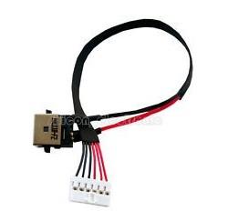 CONNECTEUR DC JACK + CABLE Asus X550C X550CA X550CC X550CL - 14004-01450000
