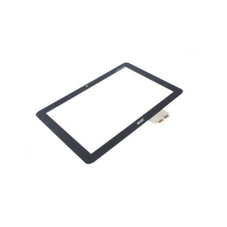 VITRE TACTILE ACER ICONIA TAB A210, A211 - Noir