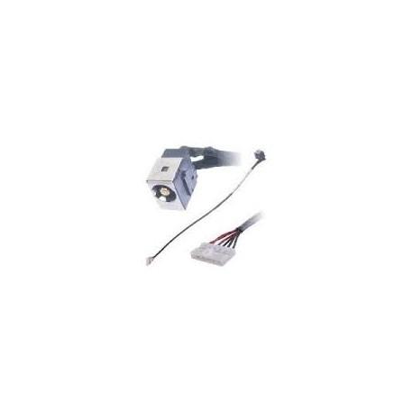 Connecteur alimentation DC Power Jack + Câble pour MSI GE60, GE70, MS-175X - 30cm - K10-300XXXX-V03