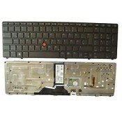 QWERTY HP EliteBook 8760p 8760w Keyboard NSK-HXGBV - 701455-D61 - 701978-D61 - 6037B0081437 - 9Z.N6GBV.G1H
