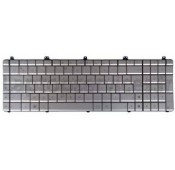 CLAVIER AZERTY NEUF ASUS N55, N75, N75S, N75SF, N75SL - 04GN691KFR00 - Argent - AENJ5F00030 - MP-11A16F069201