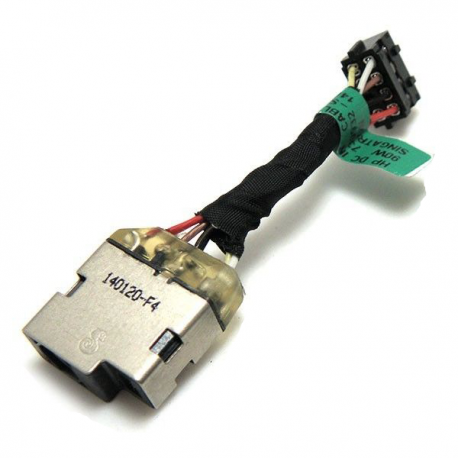 CONNECTEUR CARTE MERE + CABLE HP ENVY, Hp 15-No20tx, 15-3000 series - 730932-Sd1 - 732067-001 - CBL00385-0030 - 730932-SD1 - 5cm