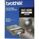 CARTOUCHE BROTHER NOIRE GT-541 - 220ml - GC-50K