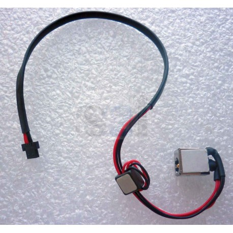 Connecteur alimentation DC Power Jack + Câble ACER Aspire One D250, eMachines 250 - 50.S6802.003 - DC301007400