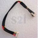 Connecteur carte mère DC Jack + Cable - HP Pavilion DV2000, Presario C700 - DC301002B00 - 462403-001