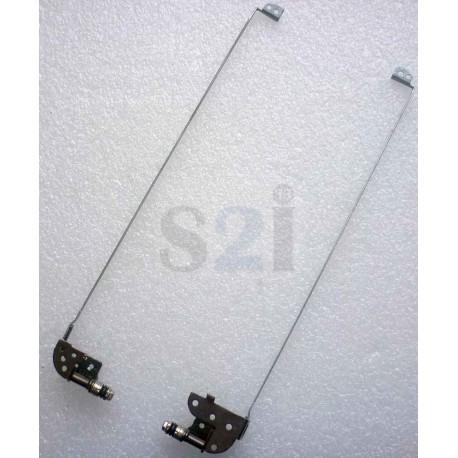 KIT CHARNIERES NEUVES HP PAVILION G7-2000, G7-2xxx series - Gar.3 mois - 682746-001