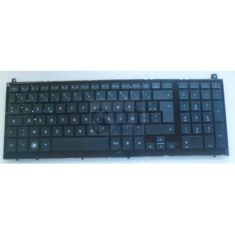 CLAVIER AZERTY NEUF HP PROBOOK 4520S, 4525s, - Gar 1 an -598691-051 - Version 15.6""