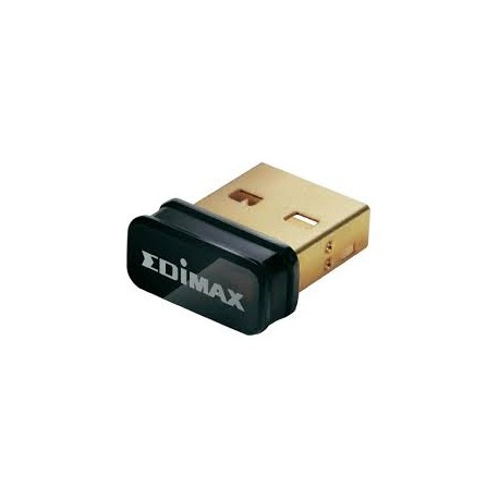 ADAPTATEUR USB WIFI 802.11n - Edimax - Dongle wireless - EW-7811UN