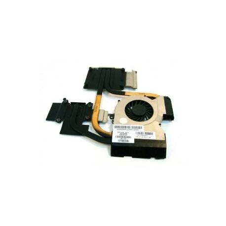 VENTILATEUR + RADIATEUR NEUF HP Pavillion DV6-6000 DV7-6000 - 666391-001 - Intel - 653627-001