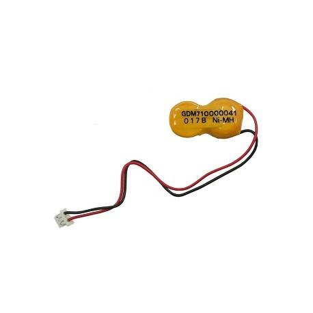 PILE CMOS NEUVE TOSHIBA Tecra M9, S10 - GDM710000041 - P000257640 - P000268840