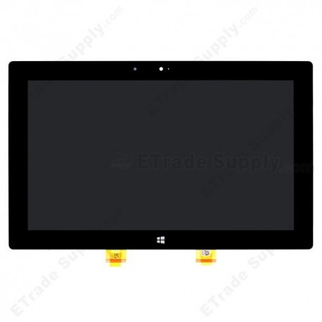 VITRE TACTILE + ECRAN LCD NEUF Microsoft Surface RT - Gar.3 mois