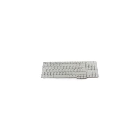 CLAVIER AZERTY occasion ACER Aspire 7220 7520 7520G 7720 7720G, 7720Z series - KB.INT00.161 - NSK-AFP0F - 9J.N8782.P0F - Blanc