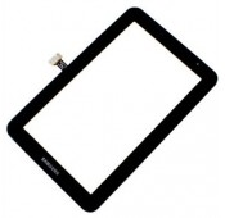 VITRE TACTILE pour Galaxy Tab2 GT-P3100 - Noir