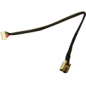Connecteur alimentation DC power Jack + Cable TOSHIBA SATELLITE C850 C850D C870 C870D, L850, L870, L875 series - H000037850