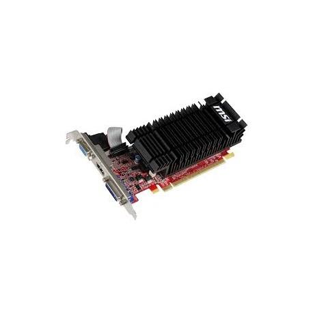 Carte graphique MSI GT-610 1Gb DDR3 - N610-1GD3H - Gar.1 an