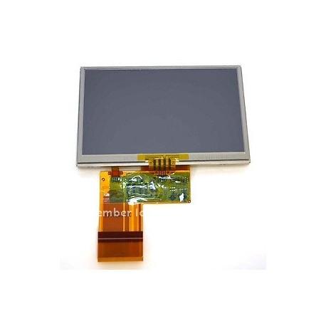 """VITRE TACTILE + ECRAN LCD NEUF TOMTOM 520, 720, 920, 530, 730, 930 - LTE430WQ-F0B - LQ043T3DX0E - 4.3"""""""