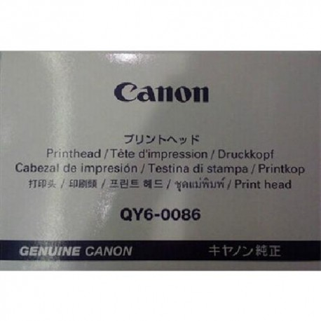 TETE D'IMPRESSION NEUVE CANON PIXMA MX725, MX925, IX6850 - QY6-0086 - Non Garantie