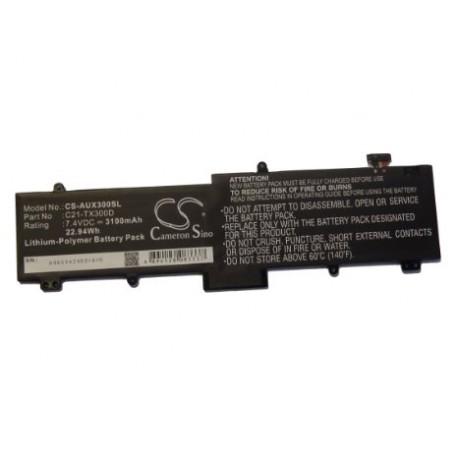 BATTERIE NEUVE pour ASUS TRANSFORMER TX300 - C21-TX300D - 3100mah - 7.4V