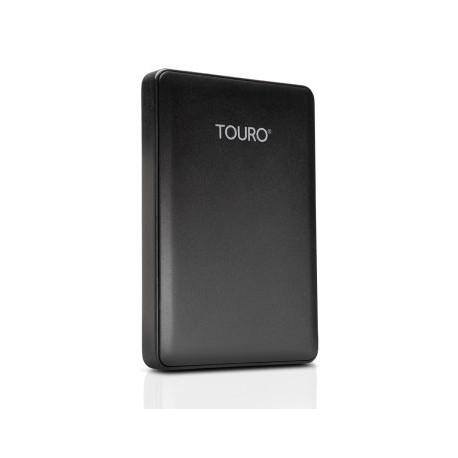 "DISQUE DUR EXTERNE TOURO 2.5"" - 500GB - USB3.0 - HTOLMU3NA5001ABB - 0S03797"