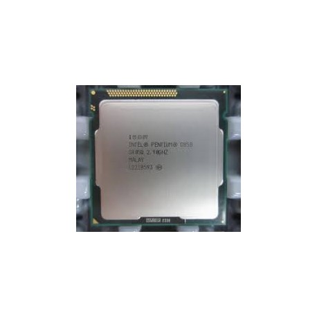 CPU occasion Intel G850 - Socket 1155 - Gar.1 mois