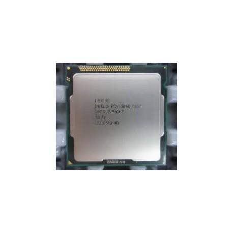 CPU occasion Intel G850 avec ventirad - Socket 1155 - Gar.1 mois