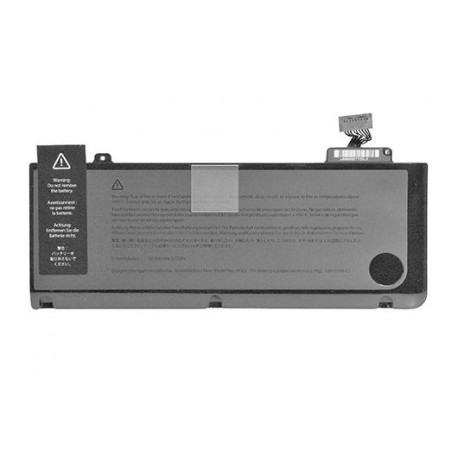 "BATTERIE NEUVE COMPATIBLE Apple MacBook Pro 13"" - 661-5229 - NOIRE - 10.95V - 5200mah - 48Wh"
