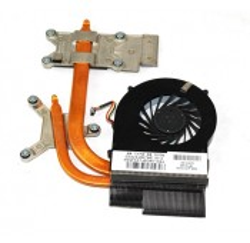 Ventilateur + radiateur HP dv6,dv6t,dv6-3000,dv7-4000 - 622032-001 - Gar.3 mois
