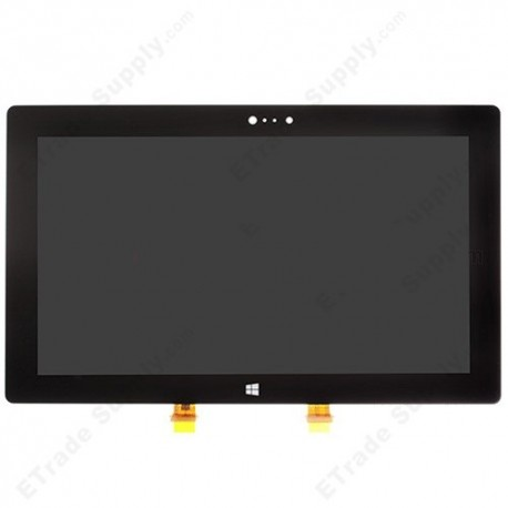 ENSEMBLE NEUF VITRE TACTILE + LCD Microsoft Surface RT 2 - LTL106HL02-003
