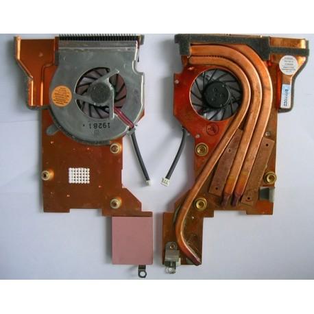 VENTILATEUR NEUF IBM / LENOVO THINKPAD T40, T41, T42 - FRU13R2657