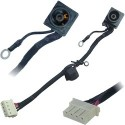 CONNECTEUR DC JACK + CABLE SONY VAIO VPCEF, VPC-EF - DD0NE8TH000