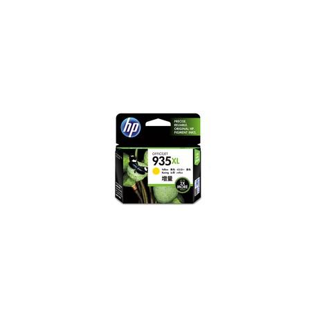 CARTOUCHE HP JAUNE Officjet Pro 6830 - 825 pages - 8ml - C2P26AE- N°935