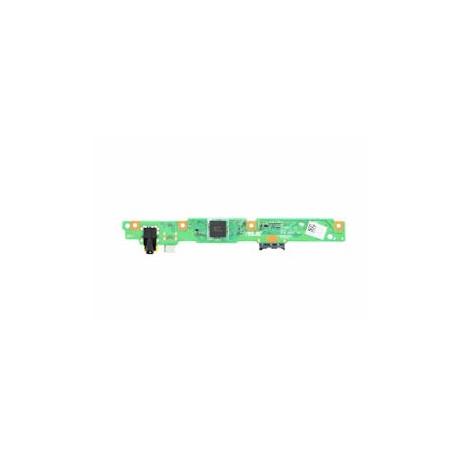 Carte fille + nappe vitre tactile, port micro SD, port micro HDMI, prise audio ASUS TF701, TF701T - 90NK00C0-R10010