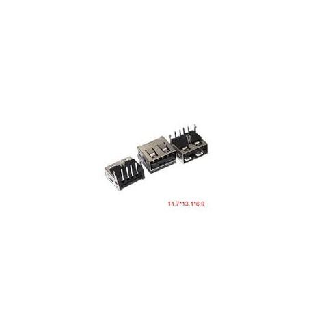 CONNECTEUR USB à souder Acer Asus HP Compaq Dell Toshiba