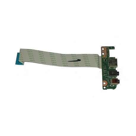 CARTE FILLE OCCASIN USB , AUDIO PACKARD BELL EG70BZ, LE11BZ - 55.C1LN5.001