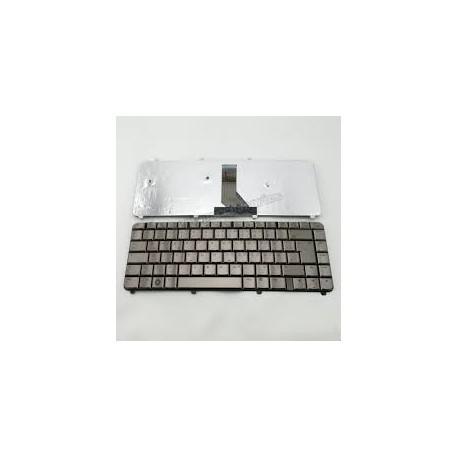 CLAVIER AZERTY NEUF HP DV5-12XX - 503705-051 - Bronze