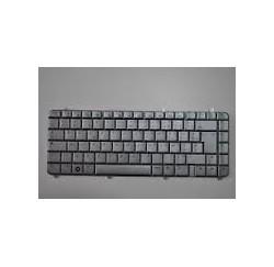 CLAVIER AZERTY NEUF HP DV5-12XX - AEQT6F00010 - MP-05586F06920 - Argent