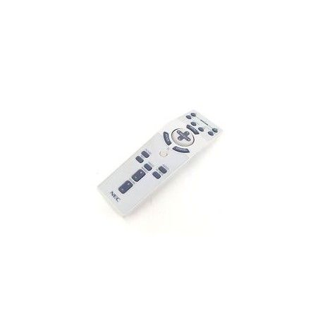 TELECOMMANDE OCCASION NEC Projector VT560, VT460, VT660, VT460K - 7N900381 - 7n900382