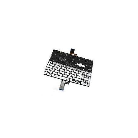 CLAVIER AZERTY NEUF SAMSUNG 770Z5e Np770z5e 880Z5e Np880z5e - Silver - Rétroéclairé