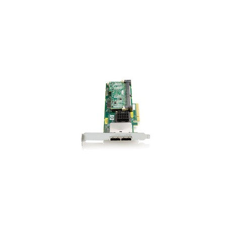 CARTE P411 8-Port PCI-E 2.0 SAS RAID Controller - 256 MB RAID 0110550 - 462830-B21