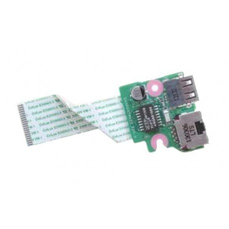 CARTE FILLE USB + LAN HP G7 17, Pavilion 15-E, 17-E - 719844-001 - DA0R65TB6D0