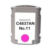CARTOUCHE HP remanufacturee MAGENTA 28ML - 1750 PAGES - No11 - C4837A