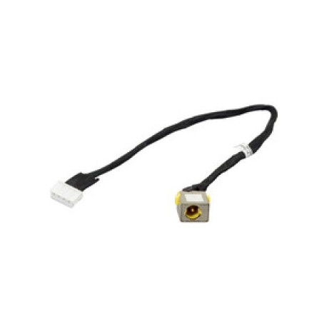 CONNECTEUR DC JACK + CABLE ACER Acpire E1-731, E1-771 - 50.RYNN5.002 - W