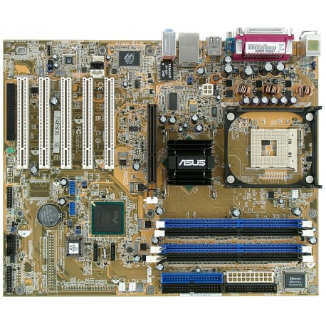 Carte mère accosion ASUS P4P800 SE Socket 478 - Gar. 1mois